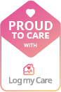 Proud To Care with log my care